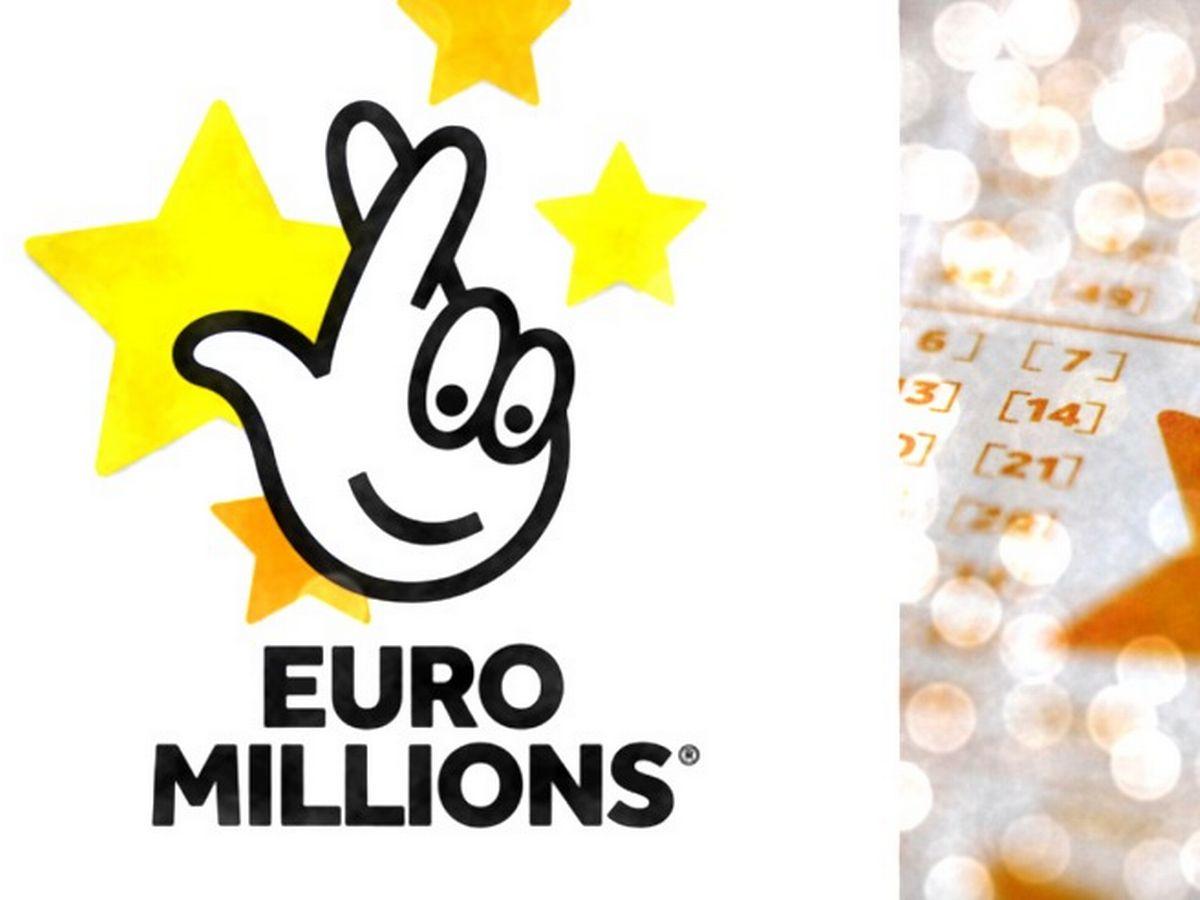 EuroMillions британская Лотерея Миллионера